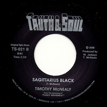 Download or listen to Timothy McNealy - Sagittarius Black