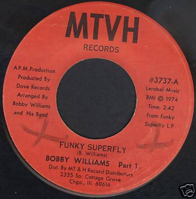 Download Bobby Williams - Funky Superfly pt. 1
