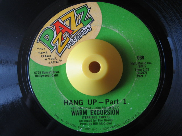 Download or listen to Warm Excursion - Hang Up part 1