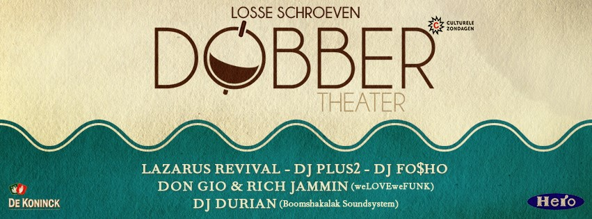 Dobber Theater flyer