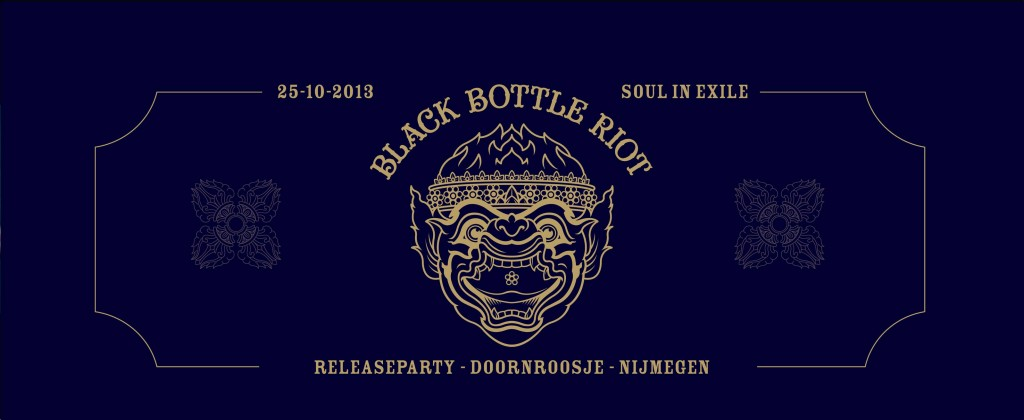 Black Bottle Riot release show w/ Don Gio